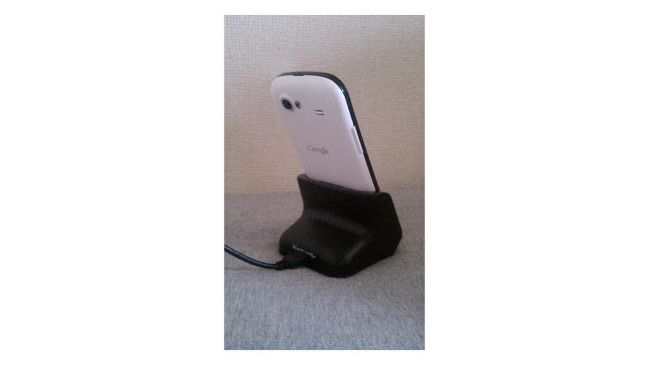 「Nexus S」WHITEが届きました