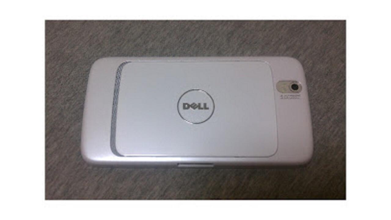 「Dell Streak」ホワイトが届いてまして