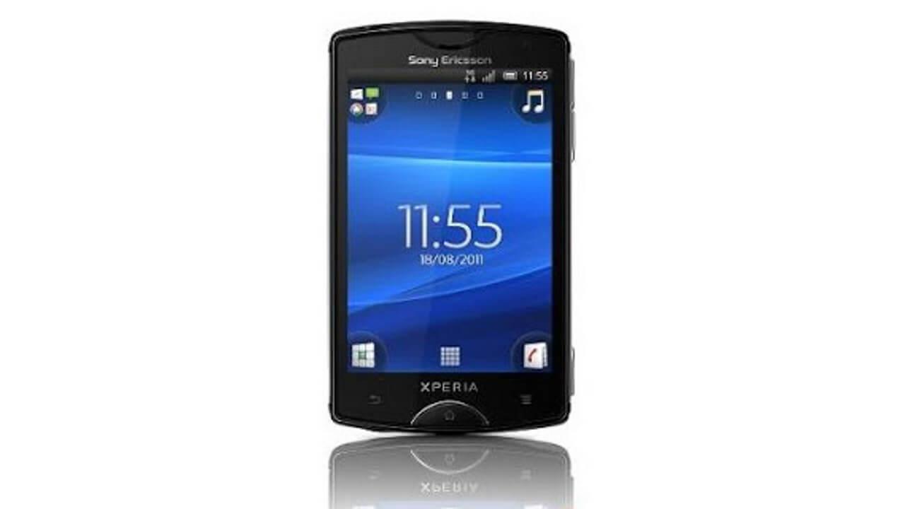 北米版「Xperia Mini(ST15A)」「Xperia Ray(ST18A)」