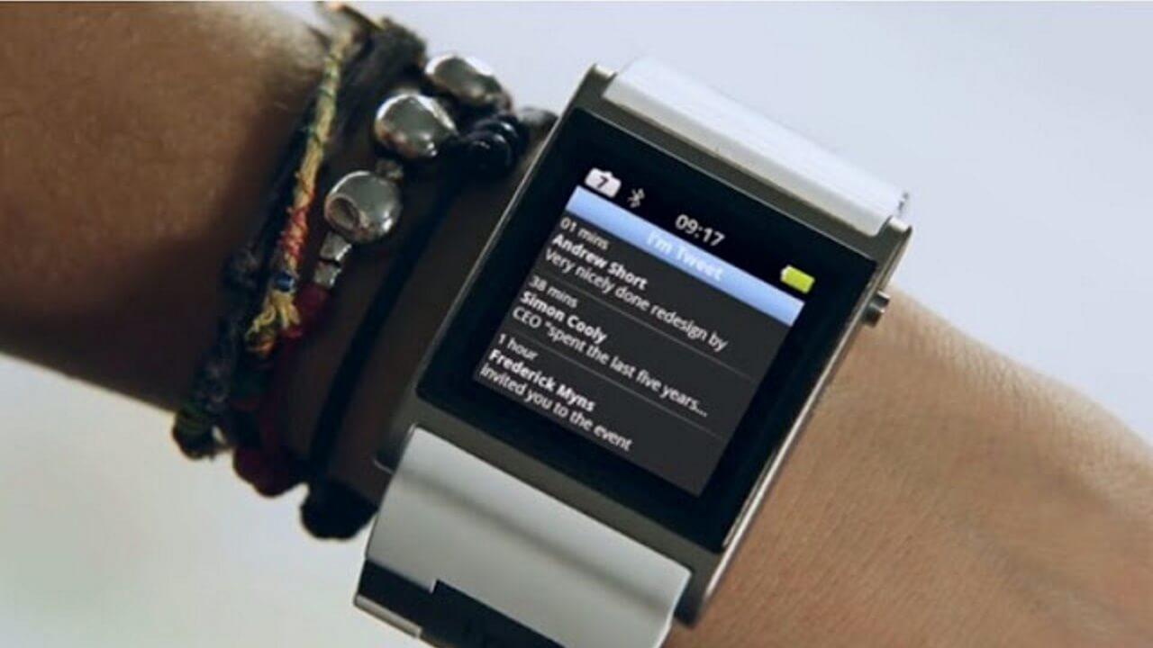 更に動きはじめたようです「i'm Watch」