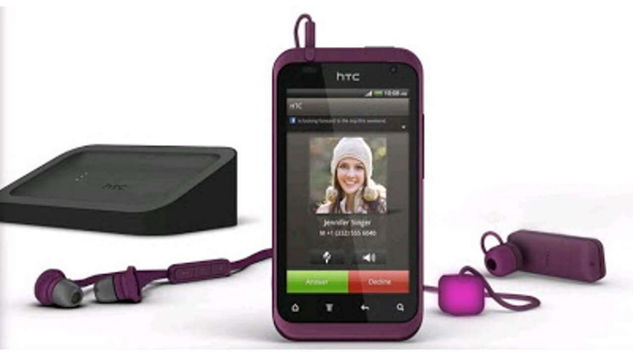 「HTC Rhyme」発売されましたね香港版かな?
