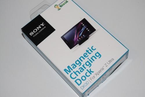 Xperia Z Ultra用Magnetic Charging Dock DK30到着!!