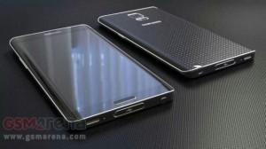 """3面デイスプレイを採用した""""Galaxy Note EDGE""""かもしれない画像が流出"""