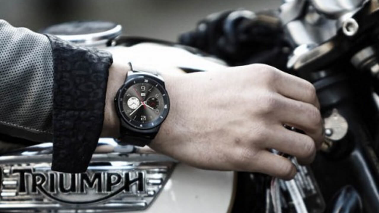 LG G Watch Rの本体価格は約35,000円