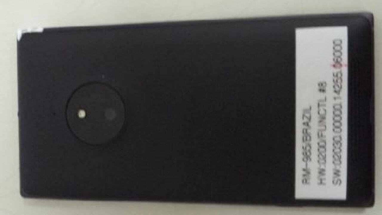 Lumia 830 RM-985の実機画像・ユーザーマニュアル・認証証明書(ブラジル・ANATEL)が流出