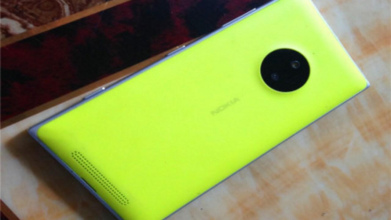 Lumia 830の実機画像がリークそしてIFA 2014で発表される可能性