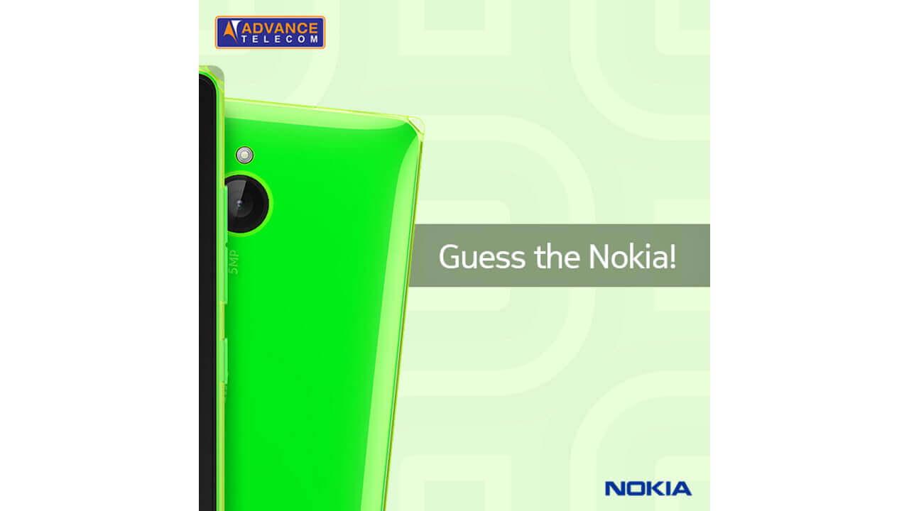 パキスタンのキャリアAdvance TelecomがNokia X2と思われるティザー画像をFacebookに投稿