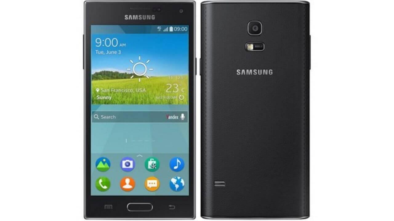 Tizen OS搭載「Samsung Z」開発中止