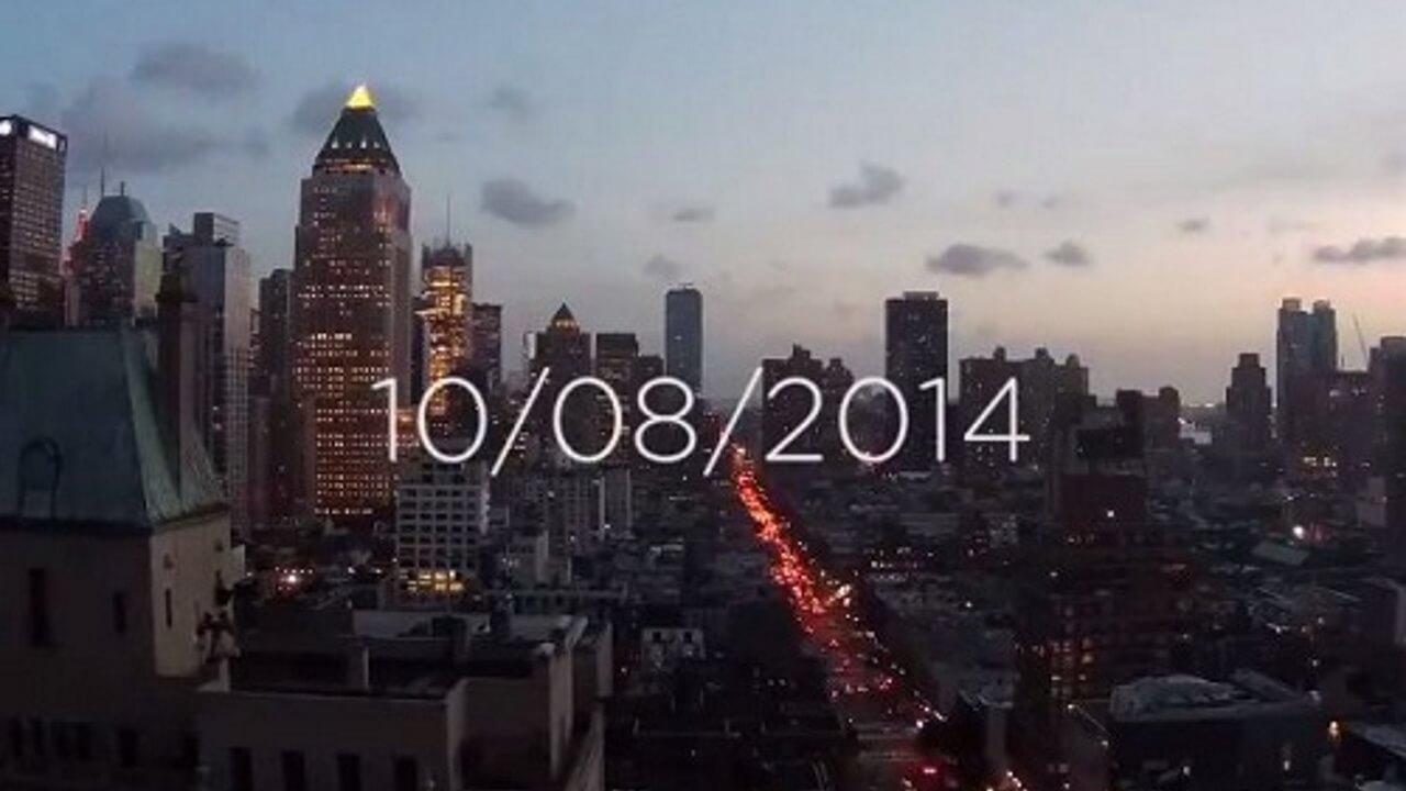 HTC、10月8日のプレスカンファレンスに向けたティザームービーを公開