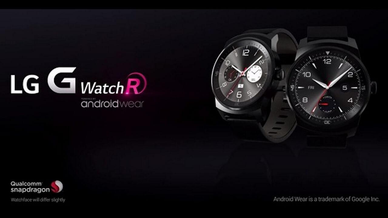 LG G Watch Rの新たなプロモーション動画が登場
