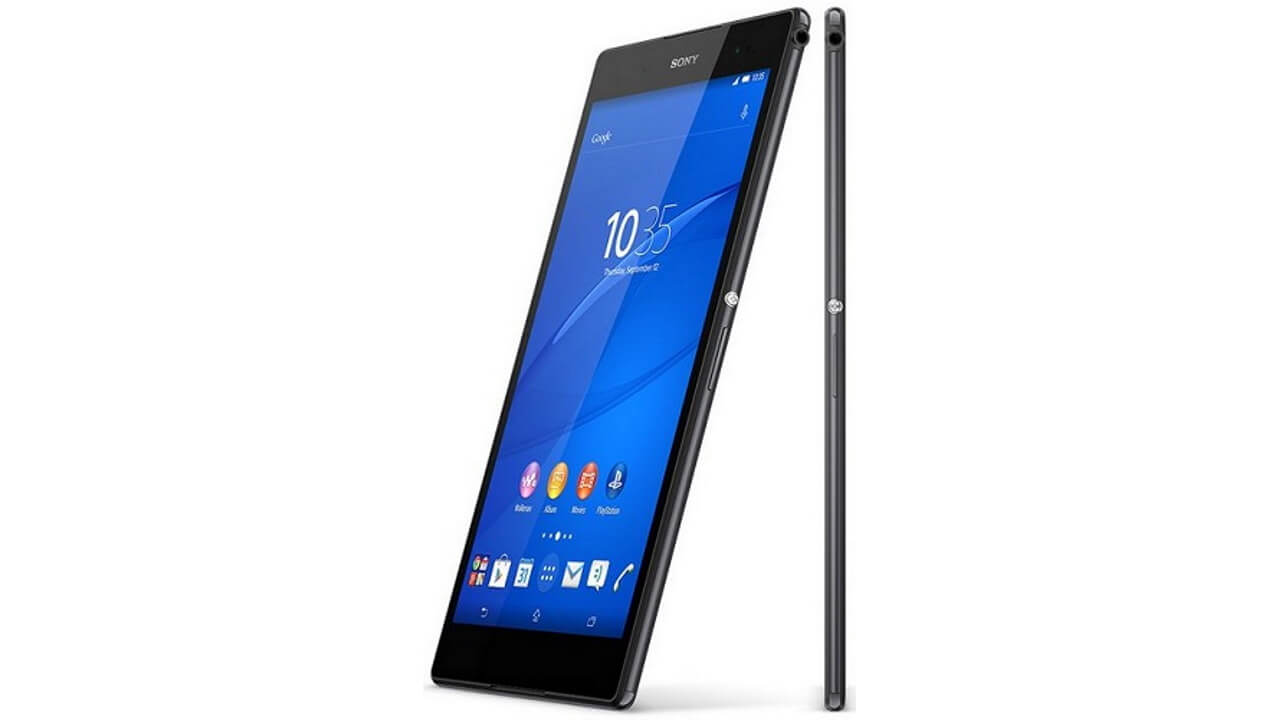 Xperia Z3 Tablet Compactは海外で11月中旬に発売予定