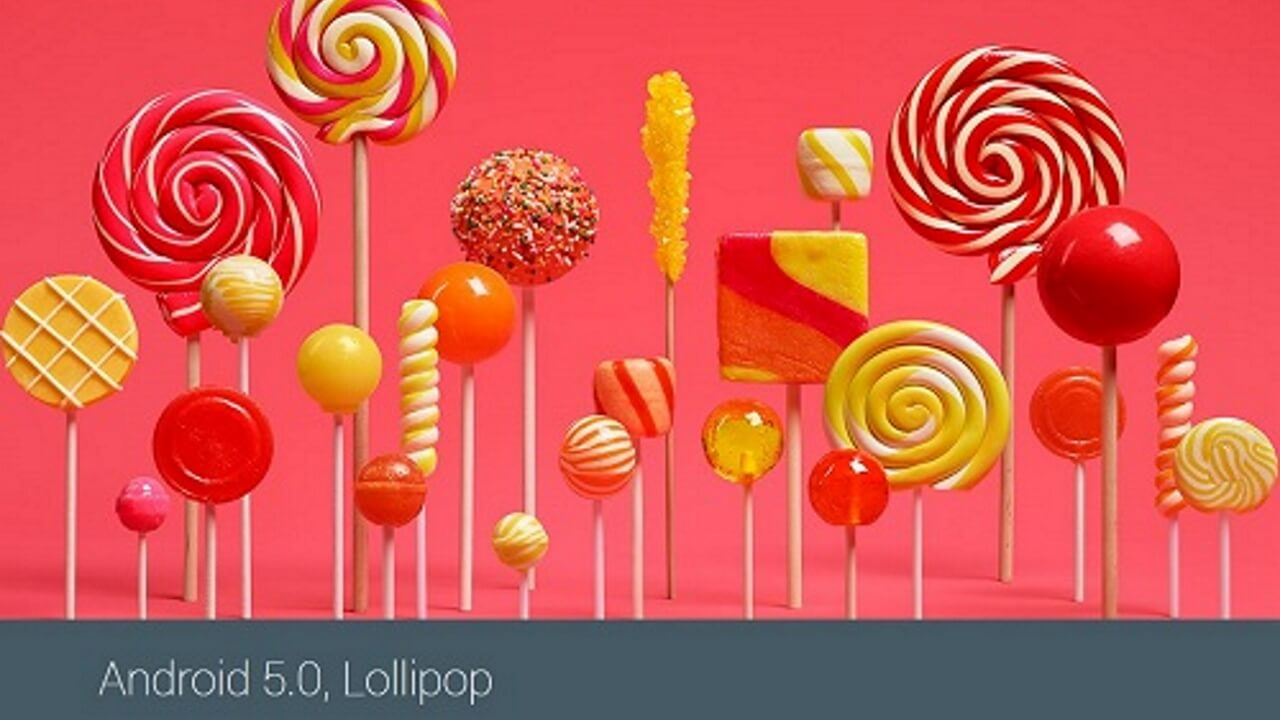 Motorola製「Nexus 6」・HTC製「Nexus 9」・ASUS製「Nexus Player」。Androidバージョン5.0は「Lollipop」発表