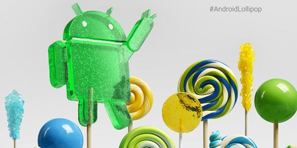 Nexus 5以前のNexusデバイスに対してAndroid 5.0(Lollipop)が配信開始