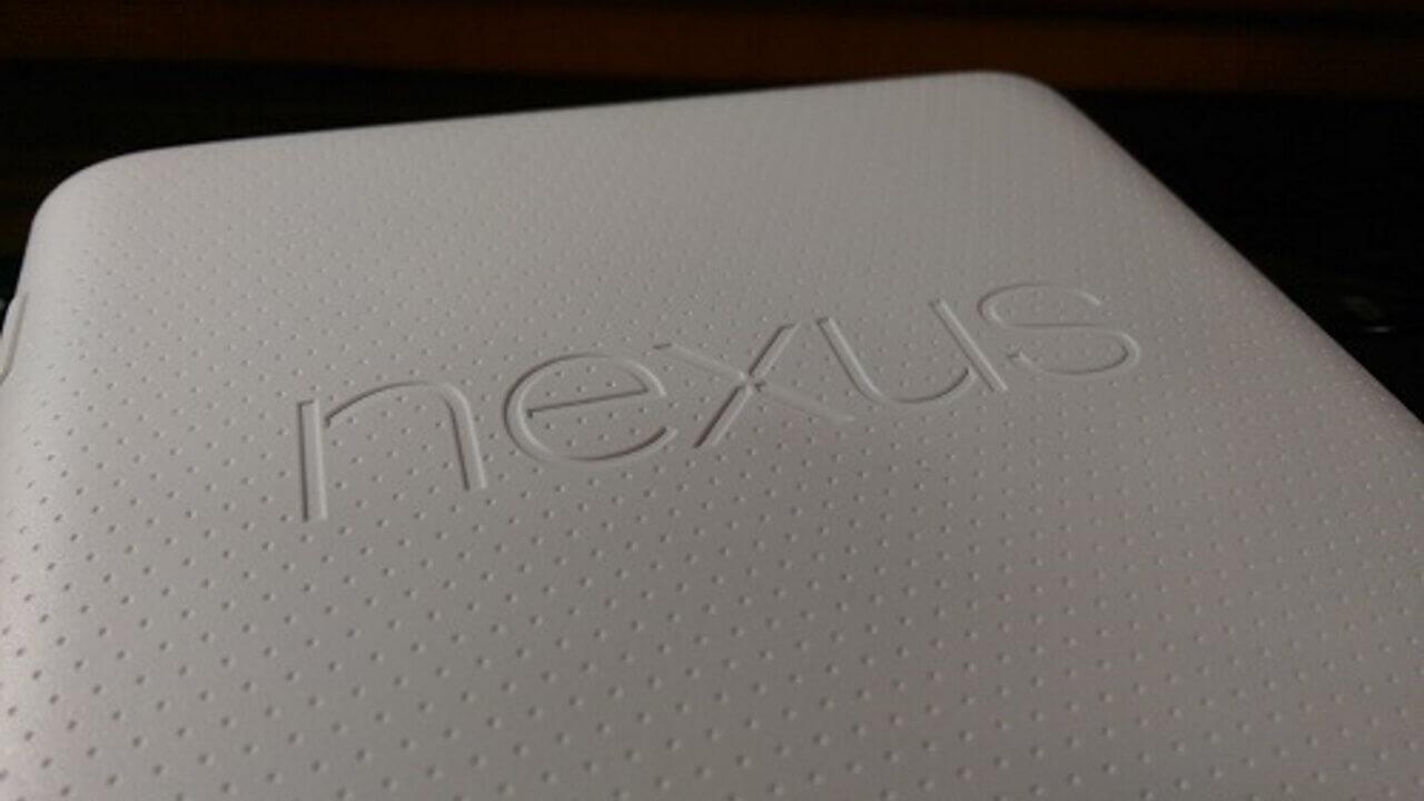 次期「Nexus 7」製造に向けてLGがGoogleと協議を始めたらしい