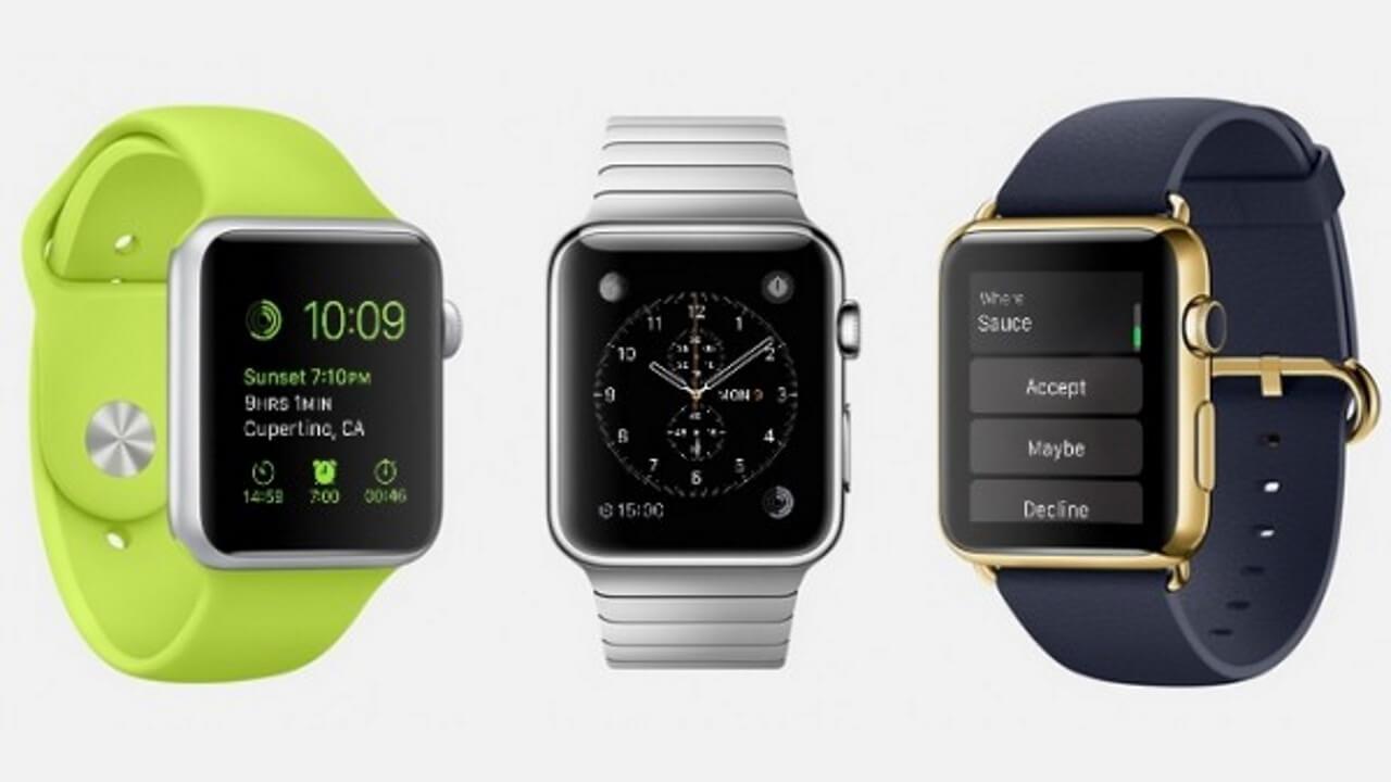 「Apple Watch」4月24日国内発売