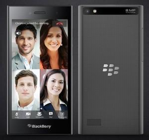 """MWC 2015"" BlackBerry新製品発表情報:低価格な5インチフルタッチパネルスマートフォン「BlackBerry Leap」を発表"