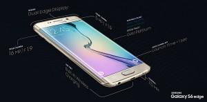 """""""MWC 2015"""" Samsung新製品発表情報 Vol.2:デュアルエッジスクリーンを搭載したワイヤレス充電対応「Galaxy S6 Edge」を発表"""