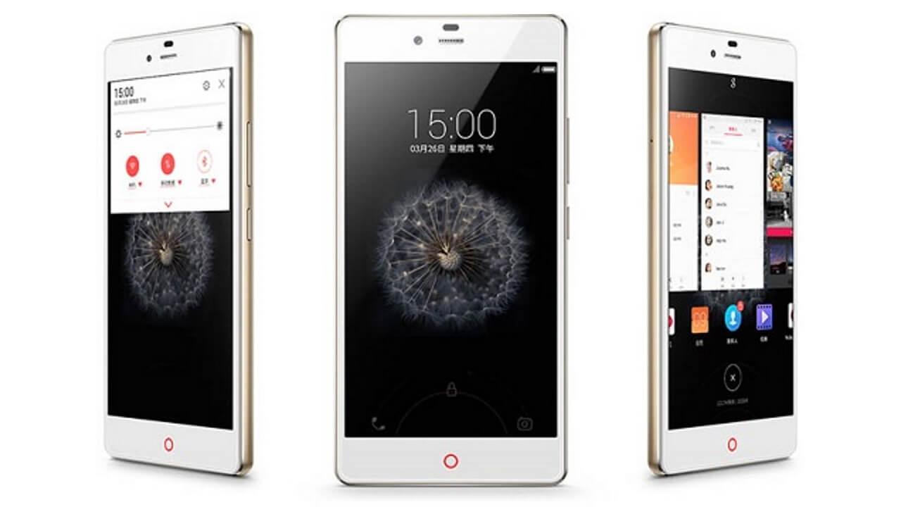Nubia Mobileshopで「Nubia Z9 Mini」ホワイトカラーが販売