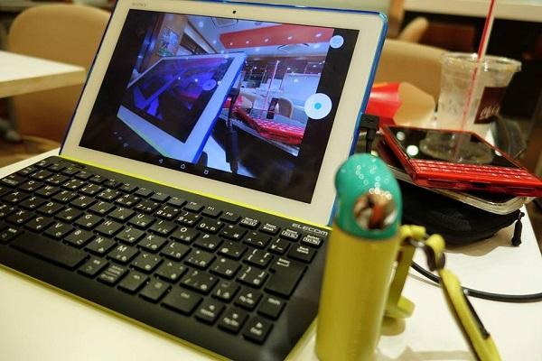 """Jetstream CHANNEL"" 2015年7月8日『.J』Episode 13:帰郷で持参した「Xperia Z4 Tablet」はPCの代わりになったのか?"