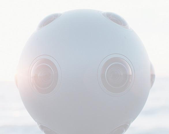 Nokia、VRカメラ「OZO」のティザーを開始