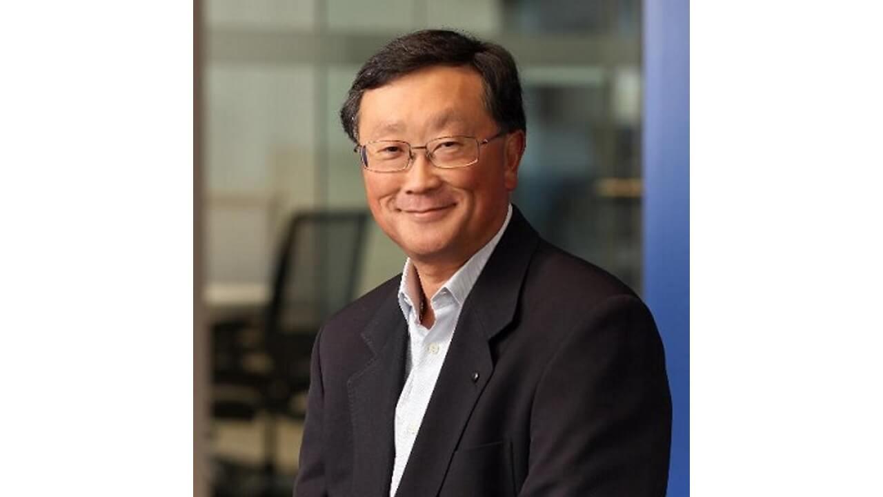 BlackBerry CEOのJohn Chen氏Twitterアカウント開設