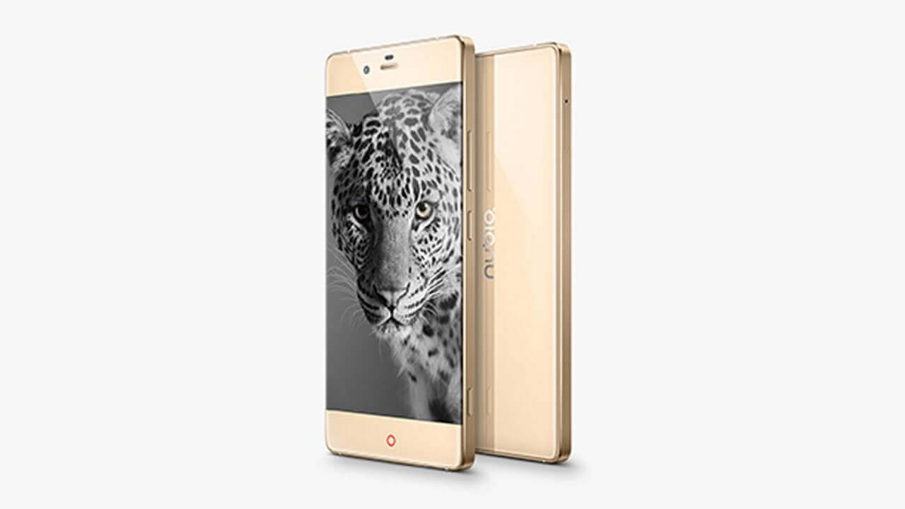 Nubia Mobile Shopが4GB RAMを搭載「Nubia Z9」発売