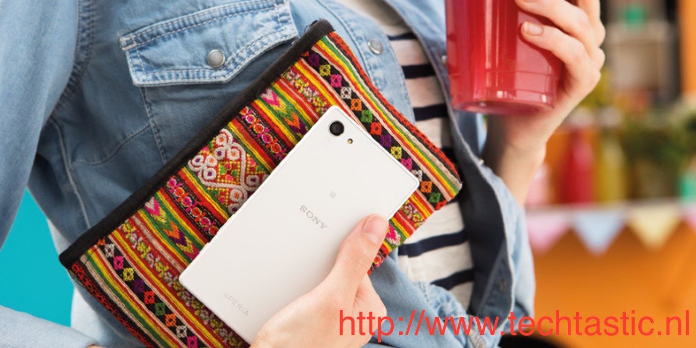 「Xperia Z5 Compact」とされるプロモ画像が流出