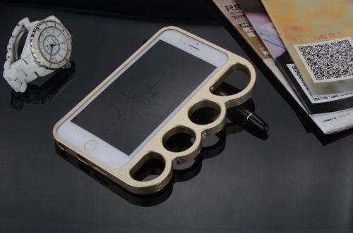 """""""Jetstream SHOP"""" 大好評のメタルナックルケースに「iPhone 6s」用が登場しました"""
