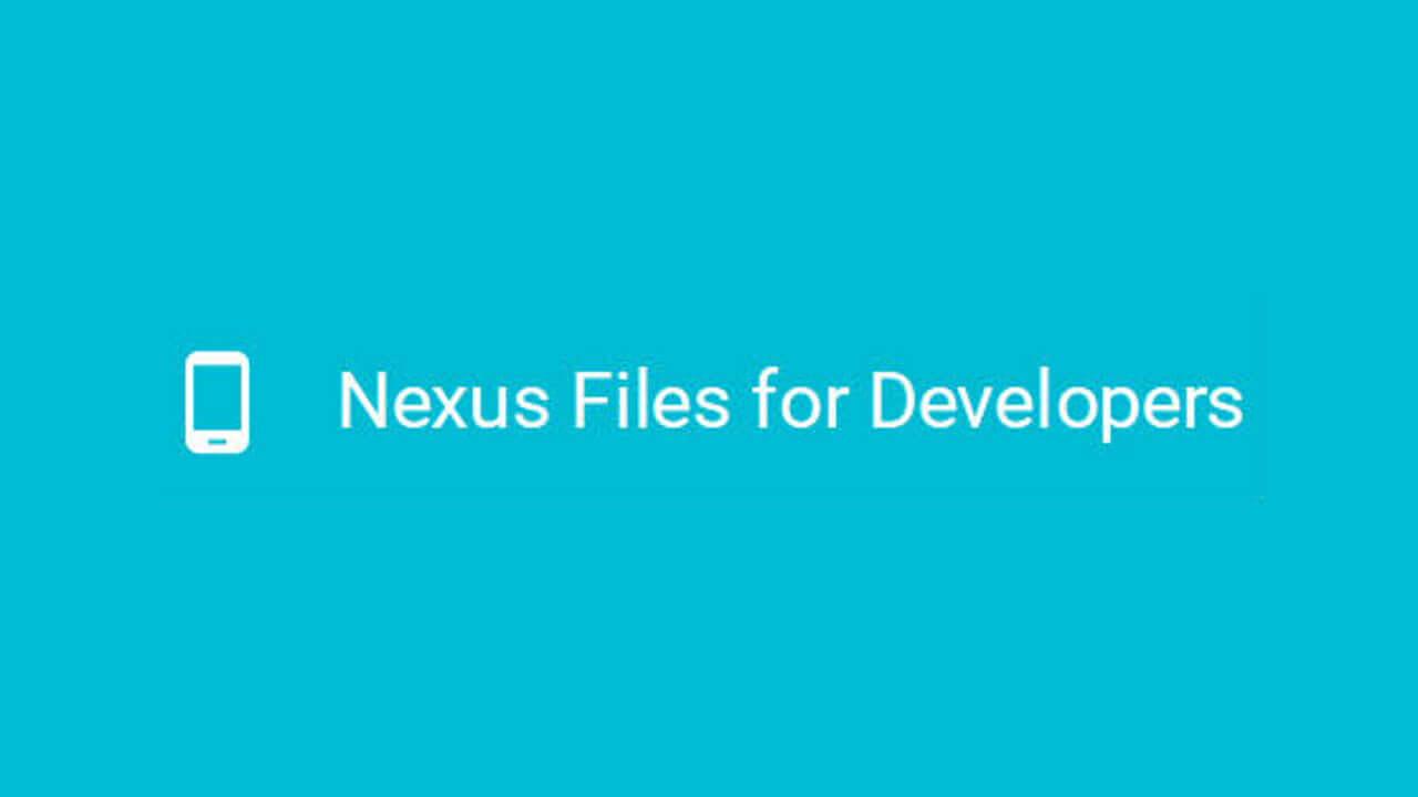 「Nexus 4/5/6/7(2013)/9/10」ビルド番号「LMY48M」ファクトリーイメージ公開