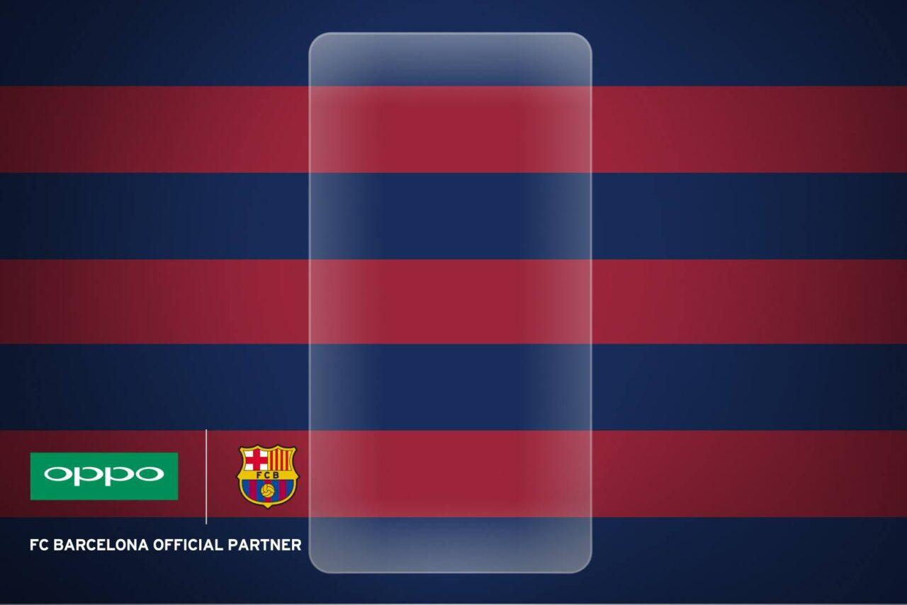 OPPO、FCバルセロナとのコラボスマートフォンの投入を予告