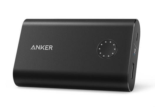 Anker、10,000mAh超えの大容量モバイルバッテリー「Anker PowerCore+ 10050 / 13400」を発表