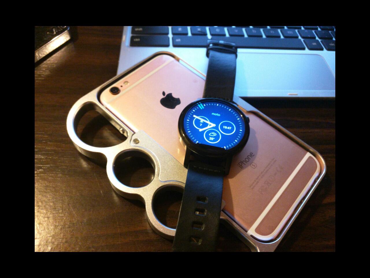 """Jetstream CHANNEL"" 2015年10月7日『.J』Episode 26: 「Moto 360 2nd Gen」が届いて「iPhone 6s」を契約しました"