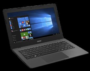日本エイサー、Windows 10を搭載した低価格ノートPC「Aspire One Cloudbook 11」を日本でも発売