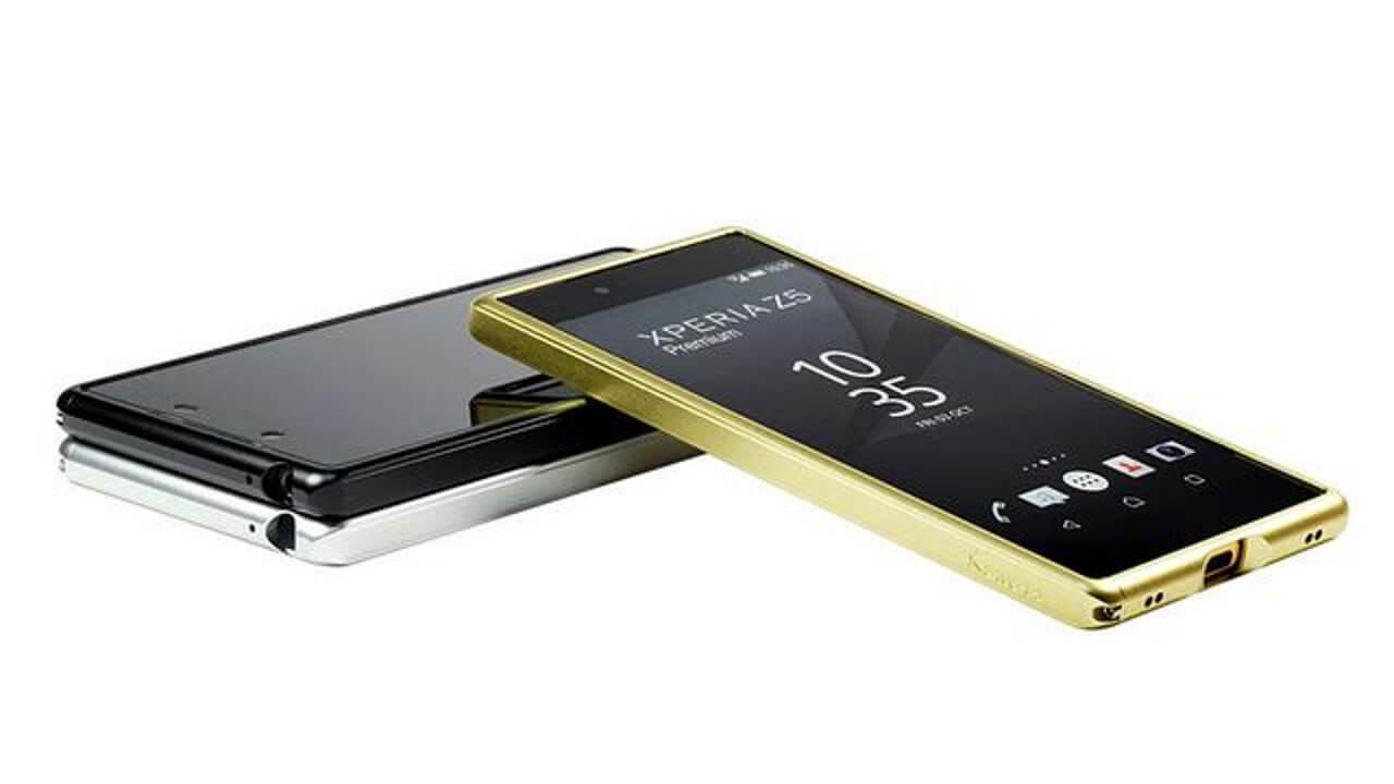 指紋センサーもバッチリ対応「Xperia Z5 Premium」用Kewers製ハイクオリティーバンパーケース予約開始【Jetstream SHOP】