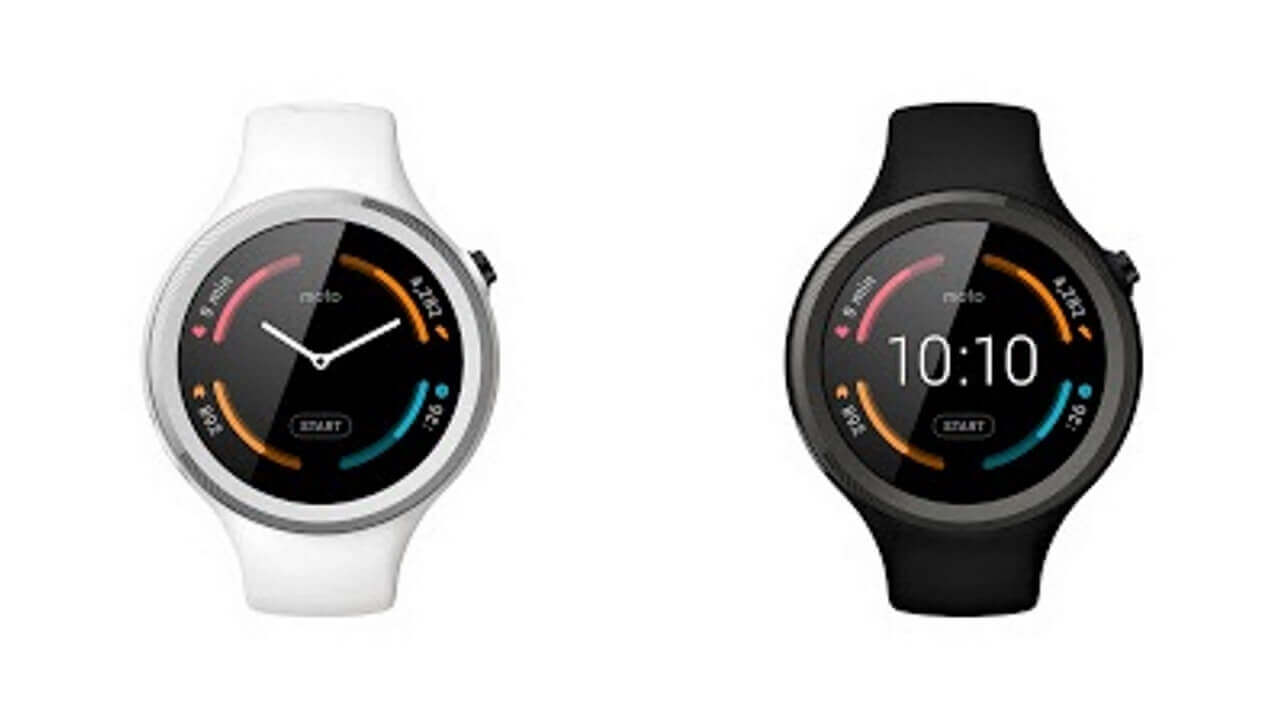 Google Japan、日本版Android Wearアップデートの概要を公開、その中で「Moto 360 Sport」の国内発売も発表