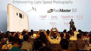 ASUS、指紋センサーを搭載した「ZenFone 3 Laser」と「ZenFone 3 Max」をベトナムで発表
