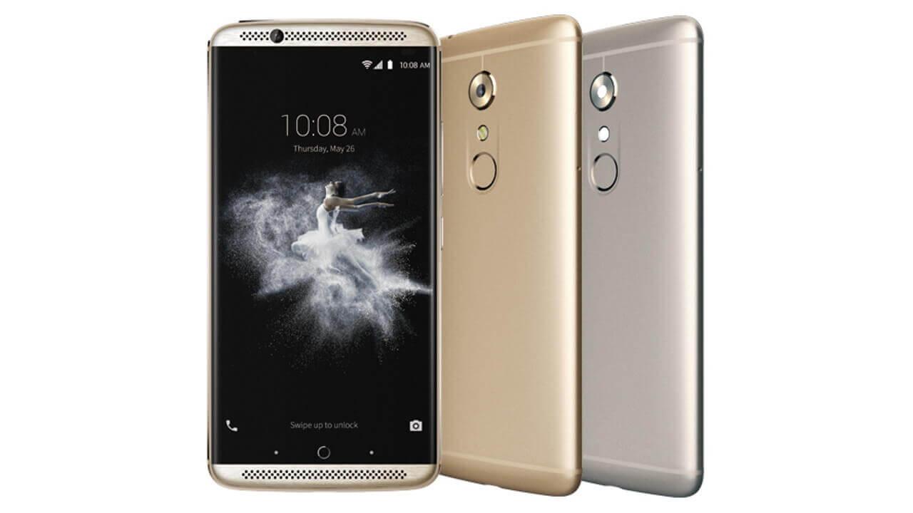 ZTE、Snapdragon 820搭載「AXON 7」と廉価モデル「AXON 7 mini」10月21日国内発売