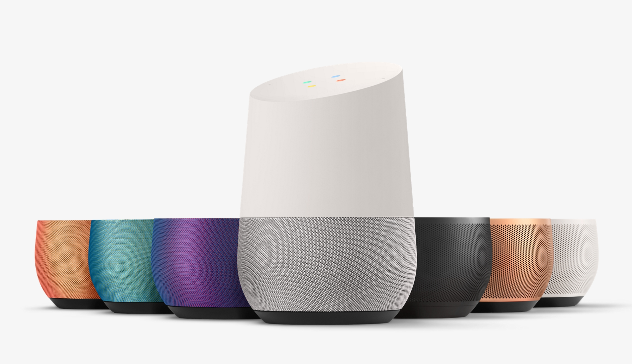 「Google Home」が米国で発売