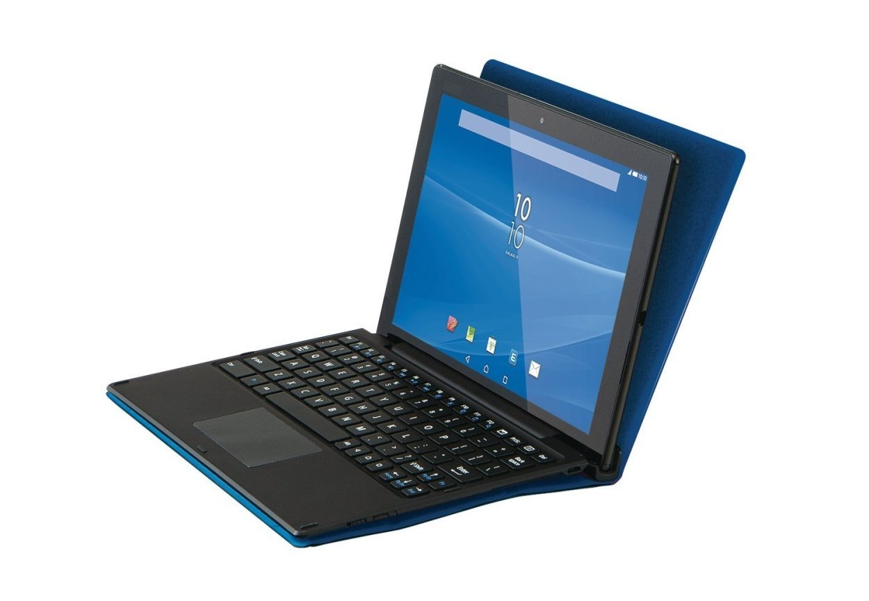 「Xperia Z4 Tablet」と専用純正キーボード「BKB50」のコンビ専用、ELECOM製レザーカバー「TBM-SOZ4AWDTKBU」がAmazonで81%引きの1,223円