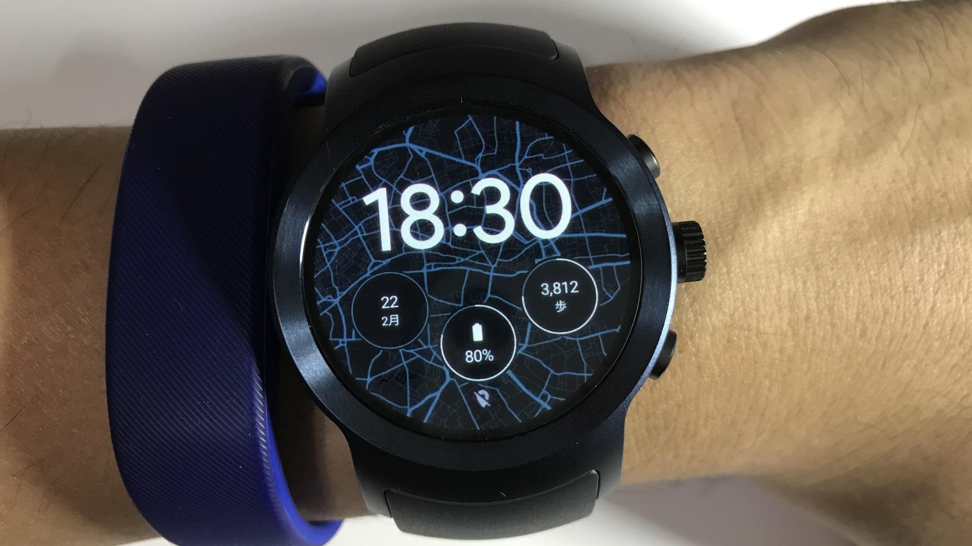 【レビュー】Android Wear 2.0でウォッチフェイスはどう変わった?