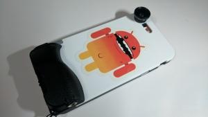 【レビュー】iPhone用ケース「bitplay SNAP! 7」を拡張するSNAP!PRO専用レンズ(ワイドアングル+マクロレンズ)を装着して試し撮り