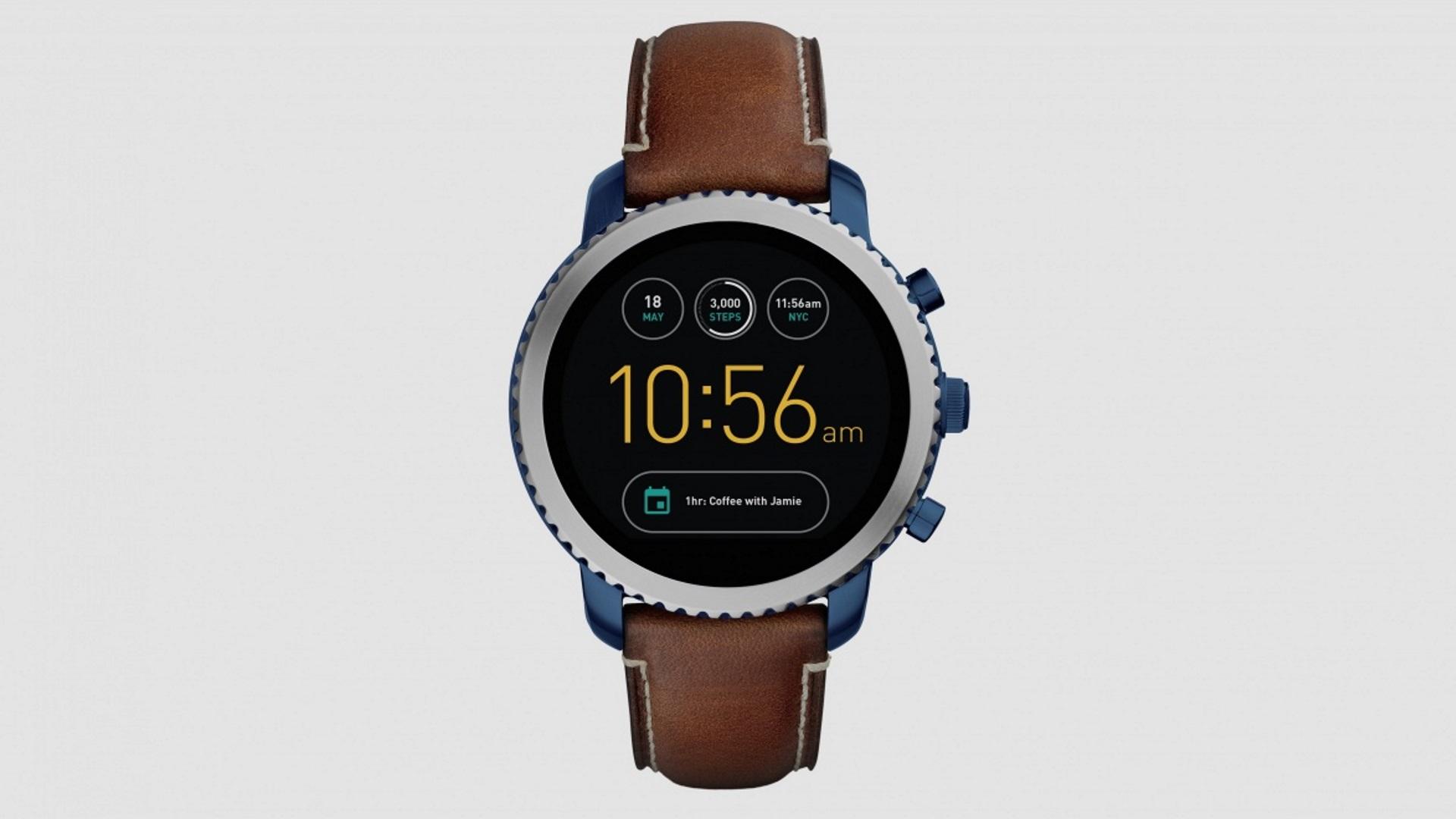 Fossil、2017年後半発売予定の新型Android Wear 2.0スマートウォッチ「Fossil Q Venture / Q Explorist」を発表