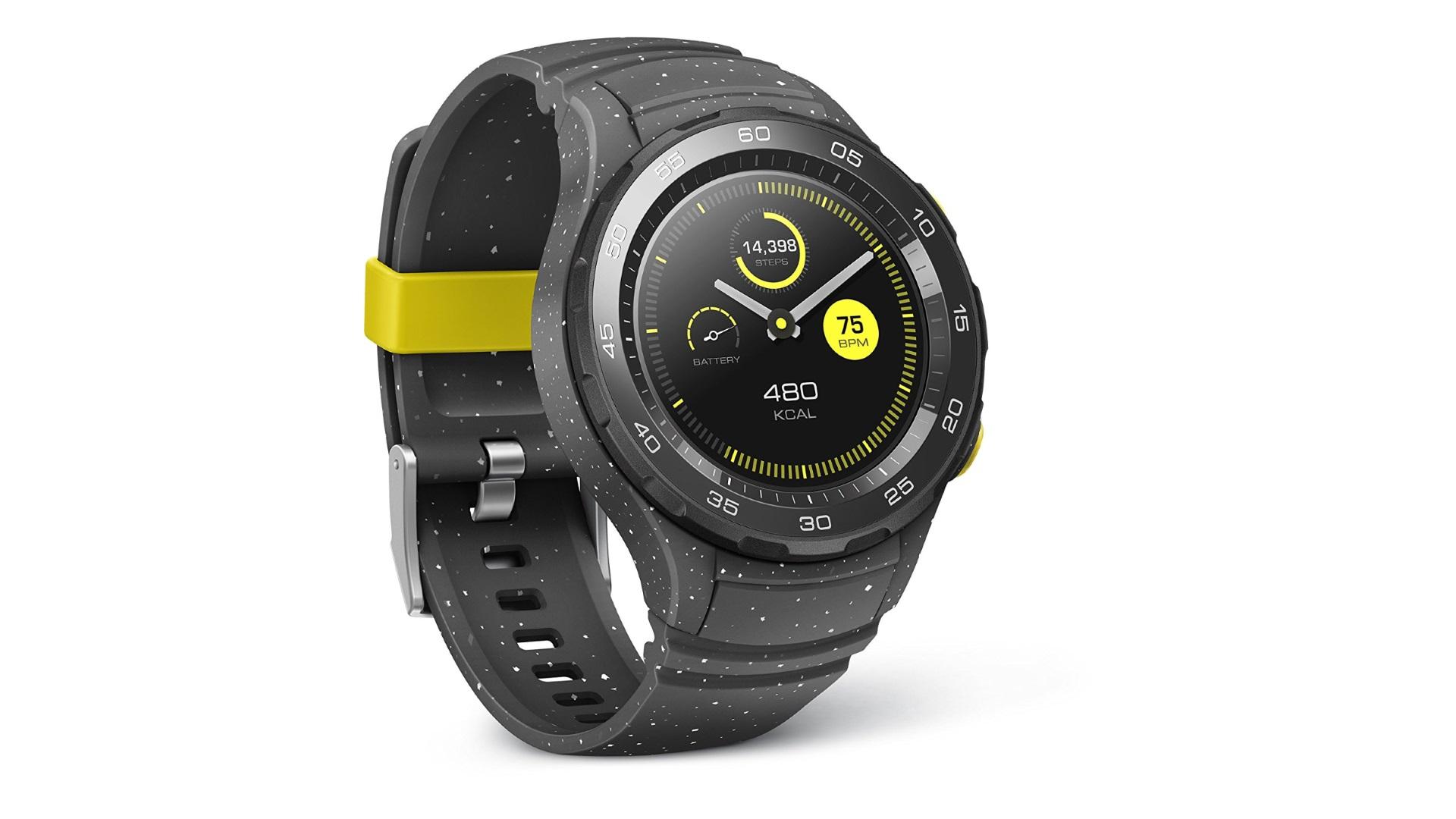 ドイツとフランスのAmazonで「Huawei Watch 2」の予約が開始、日本直送対応でドイツでは4G(eSIM)対応モデルもあり
