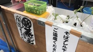 【レポート】沖縄北部・大宜味村の特産「和そば」のお祭り「新蕎麦まつり」に行ってきました