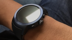 【レビュー】Android Wear 2.0搭載ハイスペックモデル「LG Watch Sport(LG-W280)」、ごつくて重い