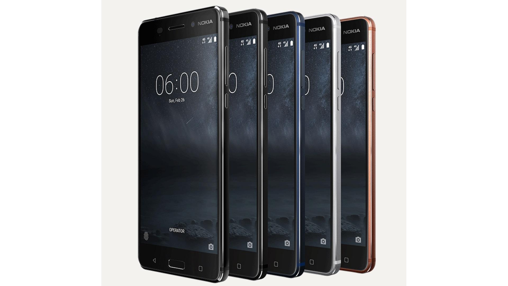 """香港Uniqbe.comが「Nokia 6」の限定モデル""""Arte Black""""を発売"""