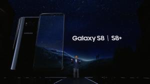 Samsung、2,960×1,440解像度のベゼルレスなインフィニティディスプレイを搭載した新フラッグシップスマートフォン「Galaxy S8 / S8+」を発表