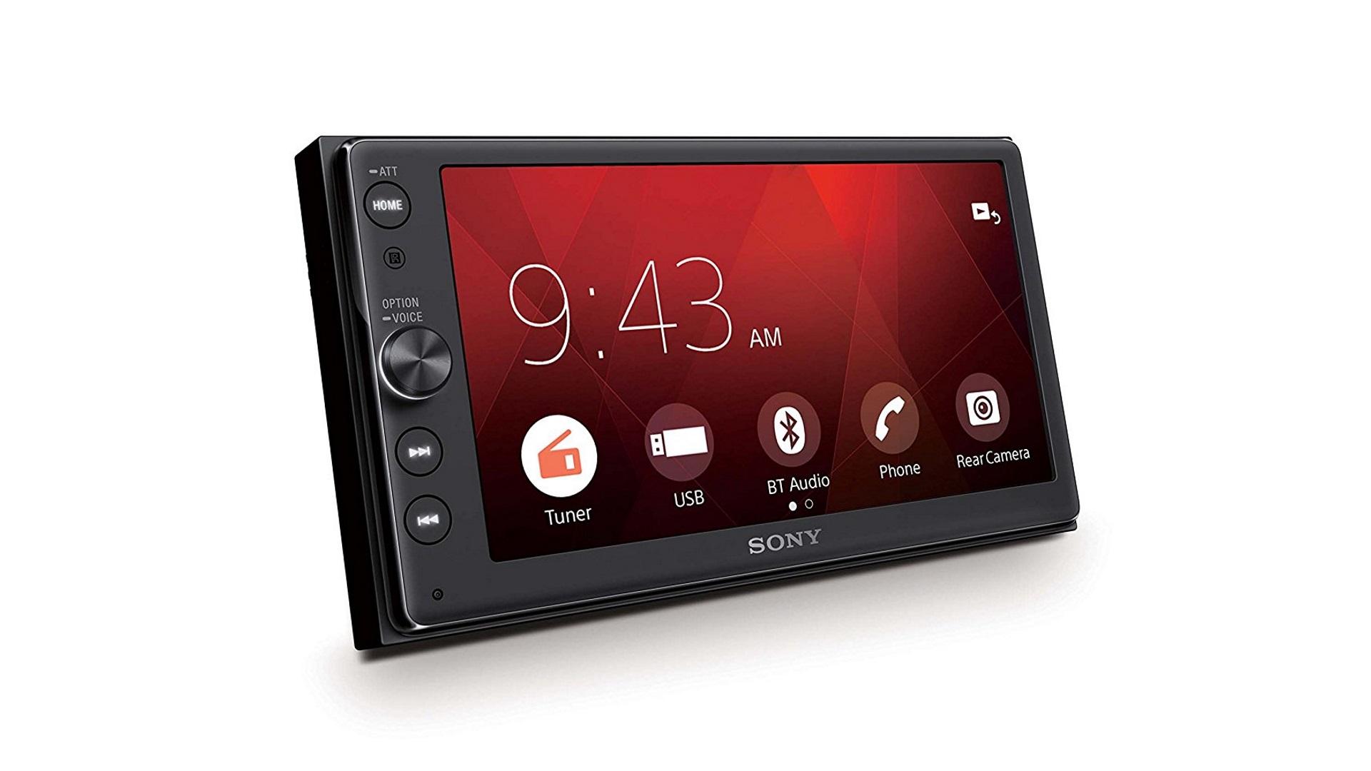 また更に値下がり!!Sony製Android Auto対応カーオーディオ「XAV-AX100」がスペインAmazon.esで21%引き