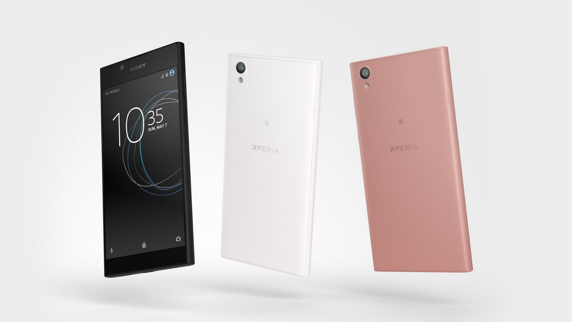 Sony Mobile、Android NやUSB Type-Cコネクタを搭載するエントリースペックスマートフォン「Xperia L1」を発表
