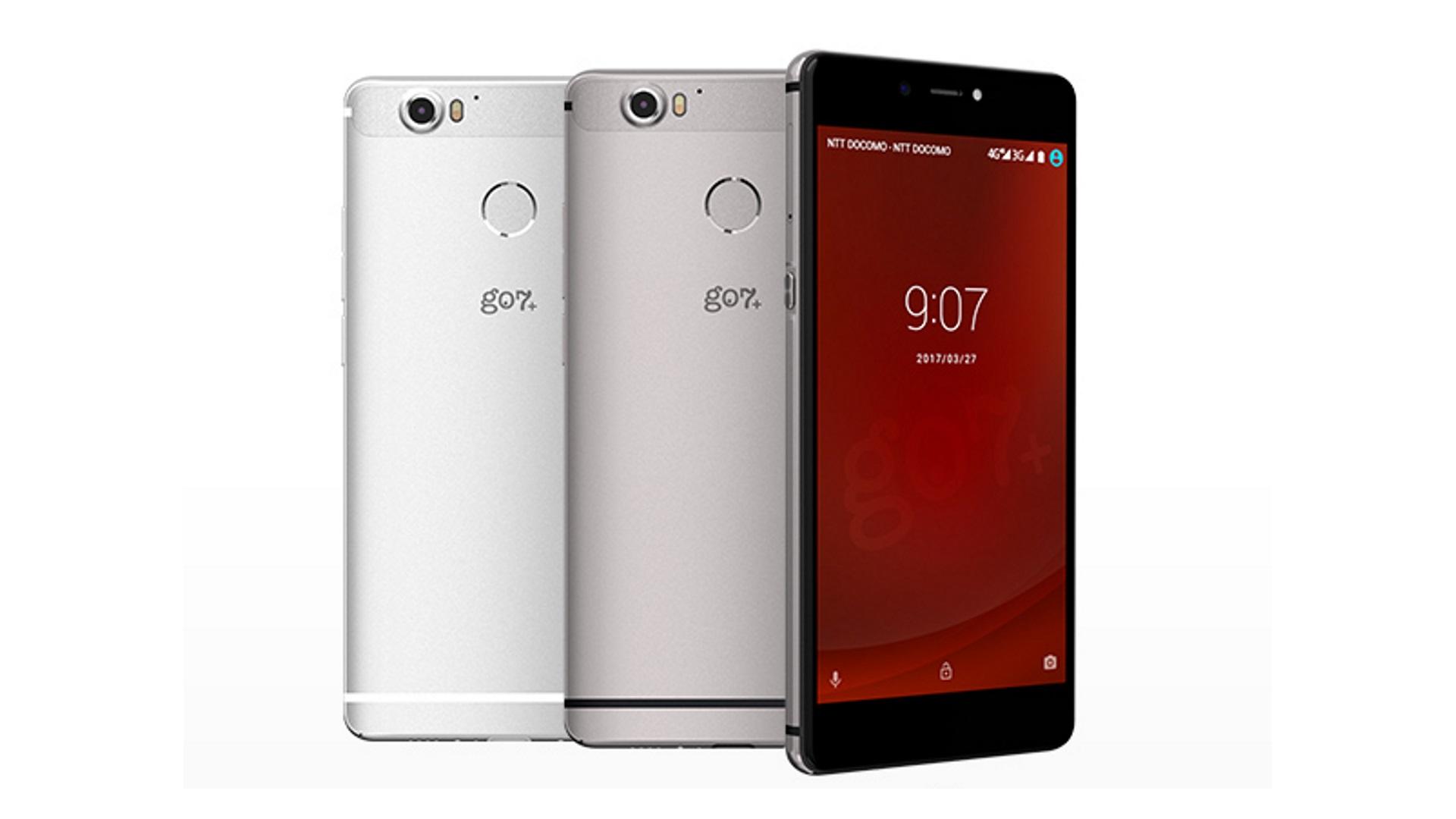 Covia、CDMA2000までサポートした3キャリアによるDSDS対応新型スマートフォン「g07+(CP-J55aW)」を発売